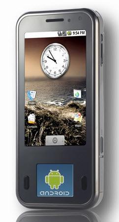 Highscreen PP5420,  desde Rusia con Android