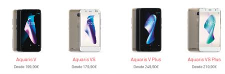 Aquaris VS