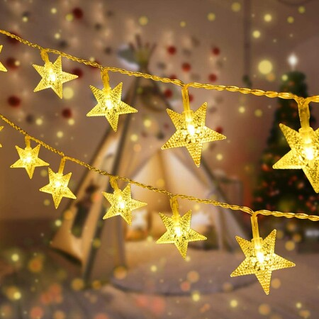 Guirnaldas Luces Navidad LED