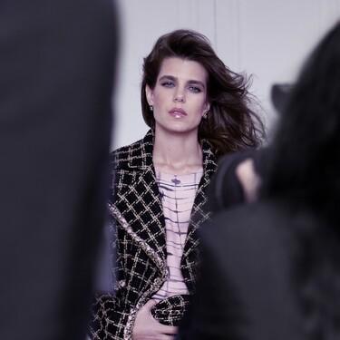 Carlota Casiraghi empezará el 2021 con muy buen pie: a partir del 1 de enero se convertirá en embajadora y portavoz de Chanel