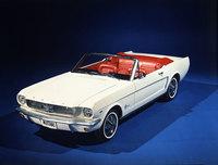 Ford Mustang: generación de 1964 a 1973