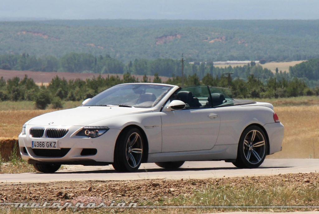 Foto de BMW M6 Cabrio (prueba) (50/68)