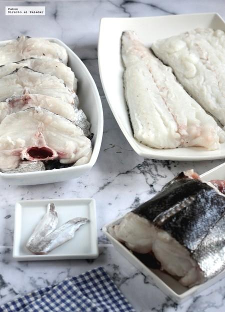Cómo limpiar y preparar una merluza para su utilización en la cocina