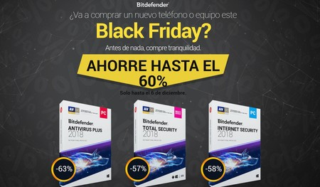 Ofertas Bitdefender Black Friday
