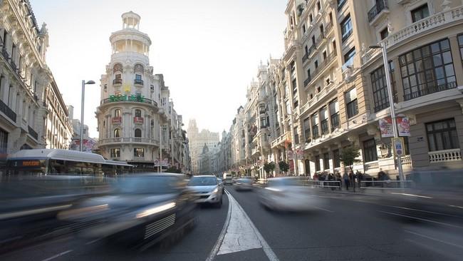 Madrid pone en marcha dos nuevos radares que identifican a los vehículos más contaminantes