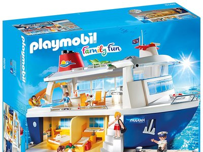 En Alternate podemos hacernos con este set del crucero de Playmobil por 79,90 euros