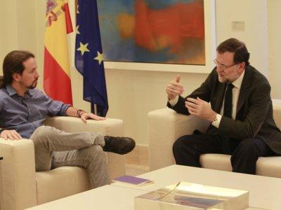 ¿Quién está más cerca en programa económica, PP y PSOE o PSOE y Podemos?