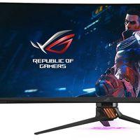El potente ROG Swift PG35VQ, el más exclusivo monitor gaming de Asus, ya se puede comprar en España