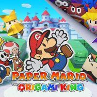 Paper Mario: The Origami King nos muestra sus mejores cartas en un adelanto de lo más completo