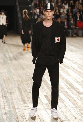 Y-3, Primavera-Verano 2010 en la Semana de la Moda de Nueva York II