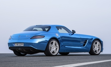 Mercedes-Benz SLS AMG Coupé Electric Drive 04
