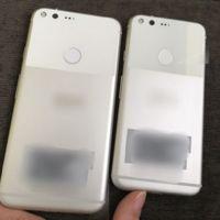 Estas son las primeras fotografías de los nuevos Pixel de Google, y no serán baratos