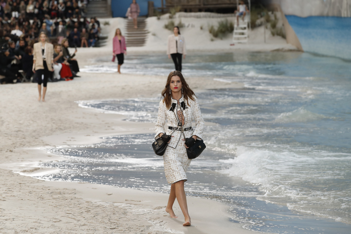 Chanel Primavera Verano 2019 Volvemos A Los Dias De Playa Y A La