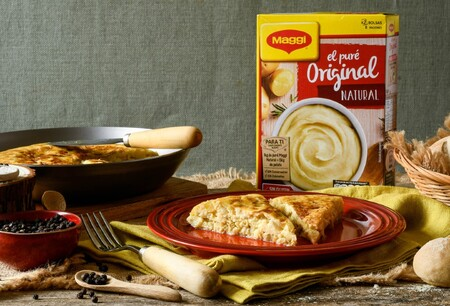 Tortilla De Patatas Con Calabacin En Microondas 3