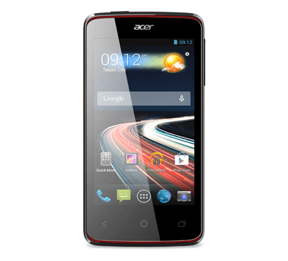Foto de Acer Liquid Z4 (1/7)
