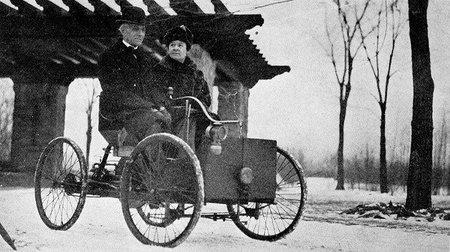 matrimonio-ford-su-primer-coche