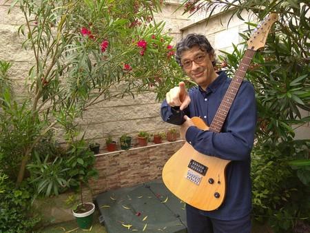 Jorge Manuel Herculano, músico y community manager de Desatranques Jaén