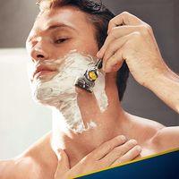 Descuentos del 20% en sets de afeitado Gillette con recambios de 9 u 11 cuchillas en Amazon