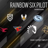 Rainbow Six tendrá once equipos en su Pilot Program, el Revenue Share de Ubisoft