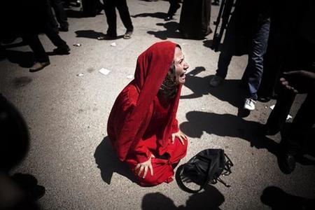 Imágenes de la Primavera árabe a través de seis fotoperiodistas españoles