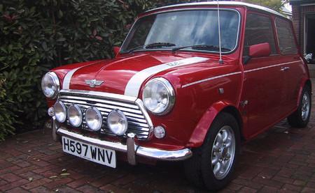 Mini-Morris Mini Cooper S