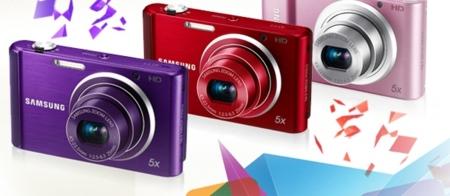 Seis cámaras de fotos con GPS para viajeros. Ideas para regalar