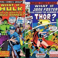 Marvel está desarrollando una antología animada basada en la línea de cómics 'What If' para Disney+