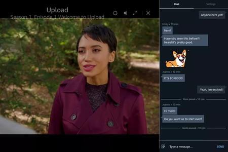 Amazon está incorporando a Prime Video la posibilidad de ver contenidos con amigos comenzando por Estados Unidos