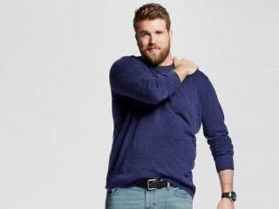 La agencia de modelos IMG abre su división plus size para hombres.