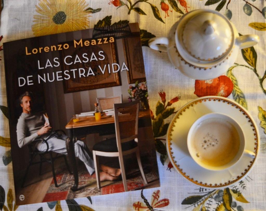 Lorenzo Meazza, responsable de interiorismo de IKEA,  publica 'Las Casas de nuestra vida' ¡Y nos ha encantado!