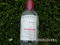 Agua micelar Sensibio H2O de Bioderma, a examen