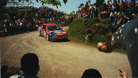 Jesus Puras 1999 Rallye Cantabria