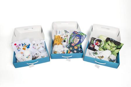 Kits Disney Novartis Lapaz