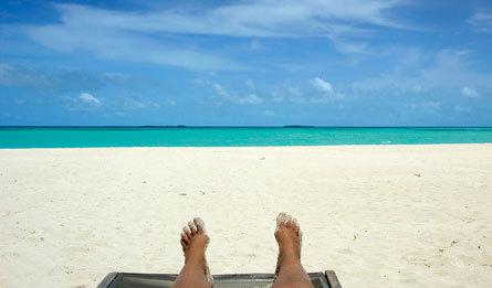 La primer playa refrigerada del mundo