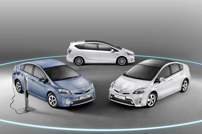 Gama Toyota Prius