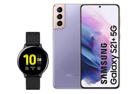 Samsung Galaxy S21 Mas Watch Active 2 B