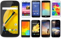 Alternativas al Motorola Moto E 4G que sí tienen flash en la cámara