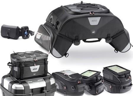 GIVI Xtream, bolsas de equipaje blandas para múltiples necesidades
