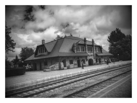 Estación Puebla de Sanabria