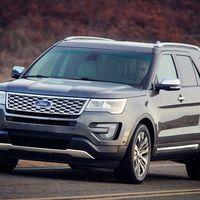 El Ford Explorer está bajo investigación. ¿El motivo? Intoxicación por monóxido de carbono