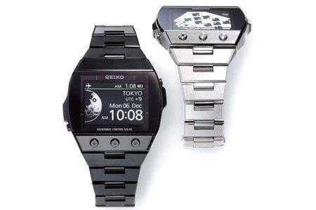 Seiko Active-Matrix EPD: la revolución de los relojes digitales