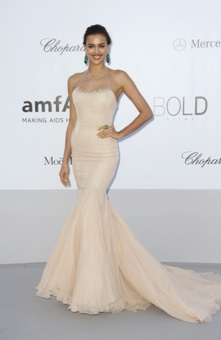 Irina Shayk amFAR 2012 Cannes