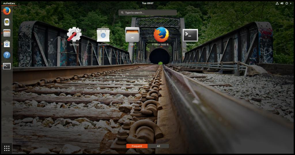 Ubuntu 17(diecisiete) 10(diez) Alfa Vmware Workstation 12(doce) Player 2017 09 05 18(dieciocho) 07 22