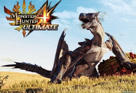 Anuncian Monster Hunter 4 Ultimate para 3DS y llegará en 2015 para América