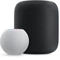 Apple actualiza sus altavoces HomePod: ahora se pueden usar a modo de intercomunicador y Siri mejora sus funciones
