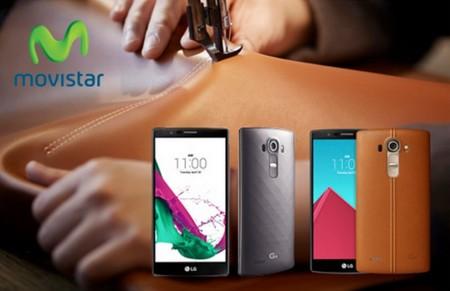 LG G4 llega a Movistar con descuento de 250 euros. Comparamos sus precios con Vodafone y Yoigo