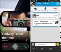BlackBerry va a por todas con BBM: anuncia llamadas de voz para 2014