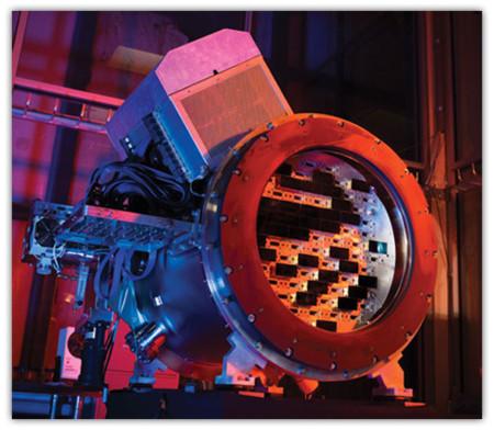 Dark Energy Camera, la cámara digital más grande del mundo con 570 megapíxeles