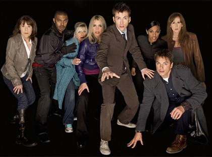 Comic-Con 2008: Kings, El coche fantástico, Doctor Who, Torchwood, True Blood, Dexter