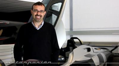 """""""Detrás de cada Tramontana hay una gran inversión""""; entrevista a Jordi Manyer, director de fábrica de a.d. Tramontana"""